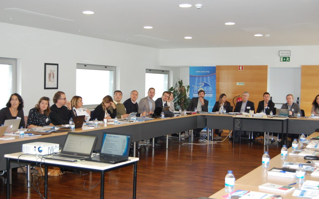 ESSA-Sport National coordinators met in Rio Maior (Portugal) for the project kick-off