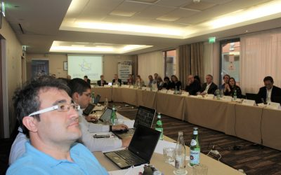 National Coordinators of the ESSA-Sport project met for the second time in Lyon