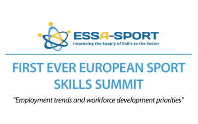 First Ever Sport and Physical Activity Skills Summit in Helsinki presents new knowledge for the sector